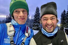 Erik Wickström och Niklas Bergh har skapat termen stifa för att jämföra kupering på träningspass och lopp.
