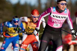 Team Nordic Athlete kommer leva vidare som ett svenskt långloppsteam med åkare som norska Morten Eide Pedersen och svenska Linn Sömskar och Hedda Bångman (bilden). FOTO: Visma Ski Classics/Magnus Östh.