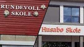 Husabø og Rundevoll skoler