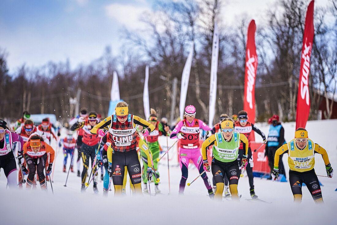 Nu är Visma Ski Classics Silly Season igång. Längd.se kommer följa utvecklingen bland långloppsåkare och team. FOTO: Visma Ski Classics/Magnus Östh.