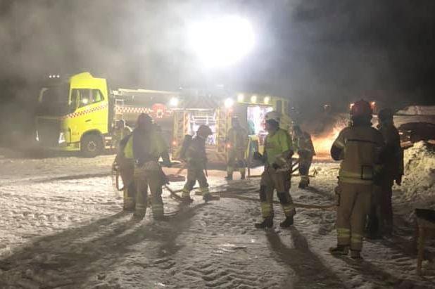 Namdal brann- og redningstjeneste
