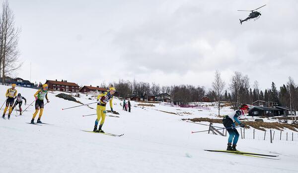 Årefjällsloppet har röstats fram till Visma Ski Classics Event of the Year av Pro Teamens åkare och ledare. FOTO: Visma Ski Classics/Magnus Östh.