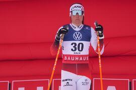 Idag meddelar Charlotte Kalla att hon satsar vidare mot OS 2022. FOTO: Hans Olsson.