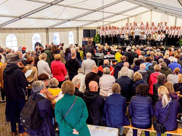 Åpning av Egersund visefestival 2019