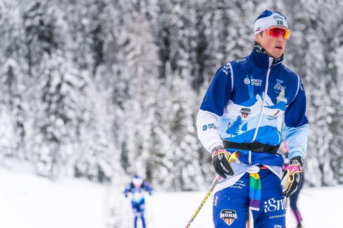 Niklas Henriksson lägger skidorna på hyllan efter tre säsonger i långloppslaget Team Igne. FOTO: Visma Ski Classics/Magnus Östh.