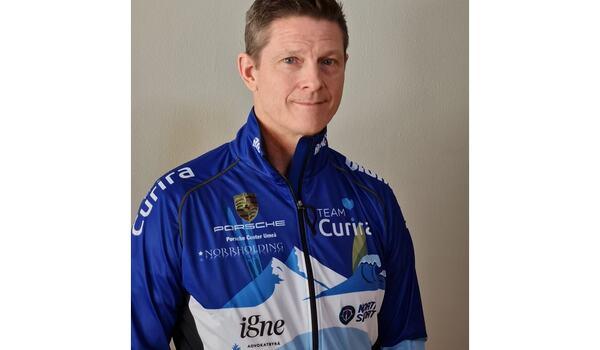Fredrik Öhrner blir vallachef i hårdsatsande långloppsteamet Team Curira. FOTO: Team Curira.