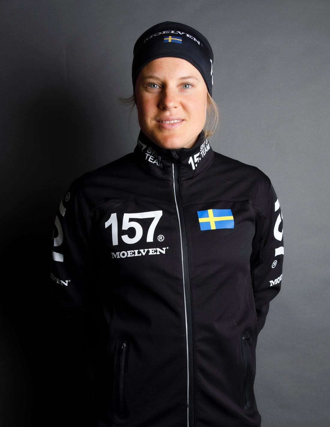 Hanna Falk fortsätter karriären i Visma Ski Classics och blir teamkamrat med Britta Johansson Norgren i Lager 157 Ski Team. FOTO: Lager 157 Ski Team.