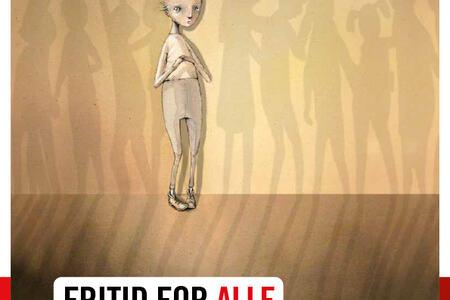 Omslagsbilde til rapporten Fritid for alle – uten fordommer. Fortellinger om fritid fra barn og unge med funksjonsnedsettelser
