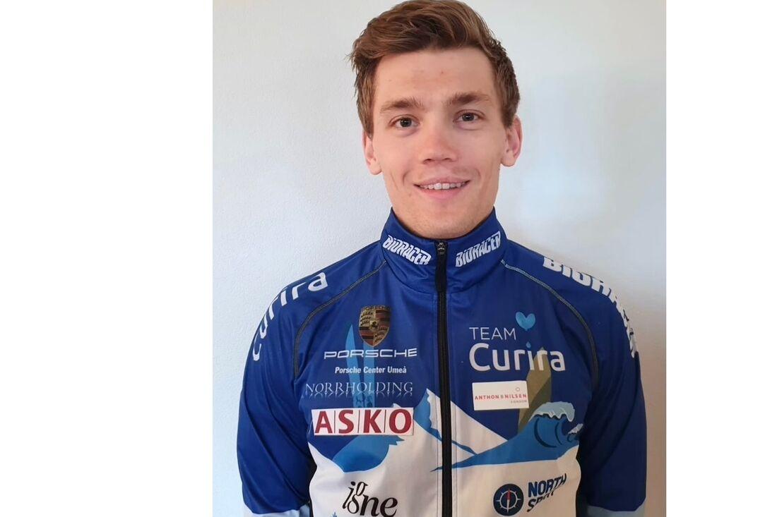 Norske vasaloppsspecialisten Stian Hoelgaard åker för svenska Team Curira kommande säsong i Visma Ski Classics. FOTO: Team Curira.