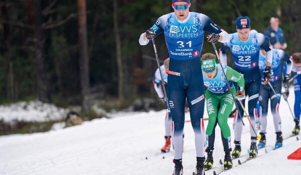 Norske Torgeir Sulen Hovland förstärker svenska Team Engcon och satsar på Visma Ski Classics kommande vinter.