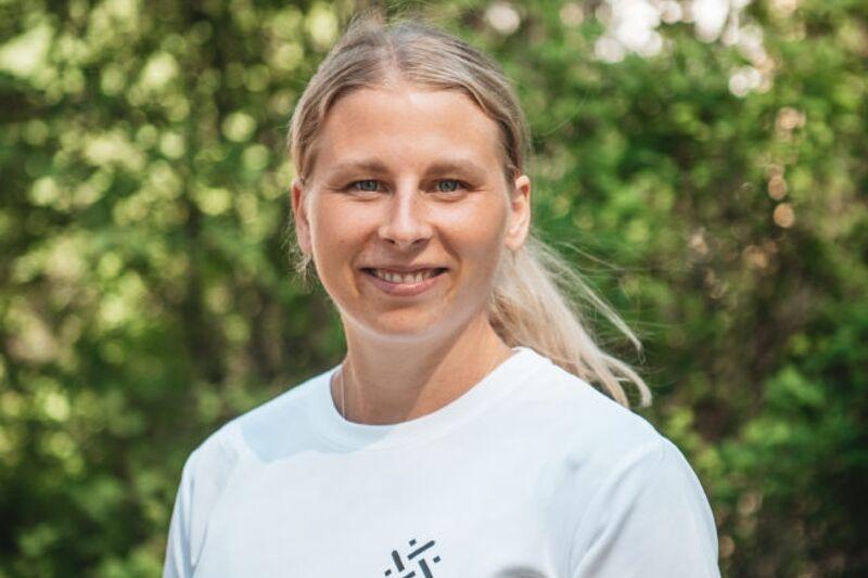 Efter en lång karriär har Mia Eriksson bestämt sig för att lägga skidorna på hyllan. FOTO: Piteå Elit.