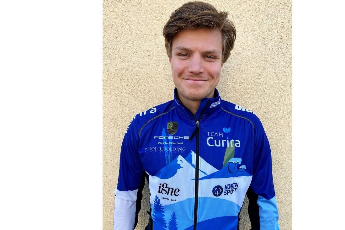 Gabriel Thorn satsar fullt ut på långlopp och Visma Ski Classics i Team Curira. FOTO: Team Curira.