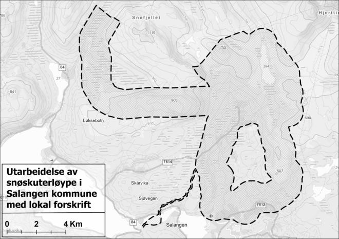 Skuterløype_Salangen-kommune_Traseområder