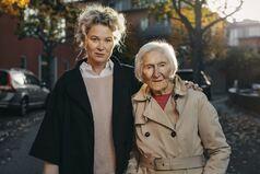 Stina Wirsén og Hédi Fried. Foto: Viktor Gårdsäter