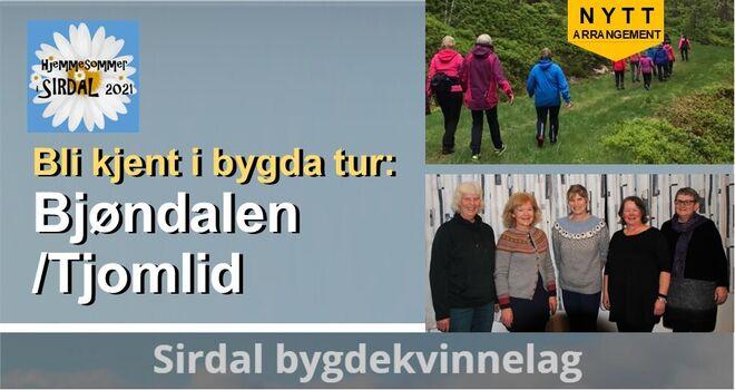 Ingressbilde Bli kjent Bjøndalen