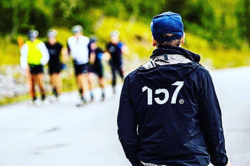 Många unga skidåkare vill bli en del av Lager 157 Ski Team:s nya ungdomslag. FOTO: Lager 157 Ski Team.