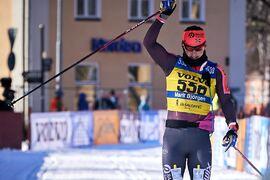 Marit Björgen gjorde en stark och uppmärksammad comeback på Vasaloppet i vintras. FOTO: Visma Ski Classics/Magnus Östh.