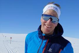 Gustav Nordström byter fokus från sprint till långlopp. Till kommande vinter åker Gustav Visma Ski Classics Pro Tour för estniska Team Nordic Jobs Worldwide. FOTO: Privat.