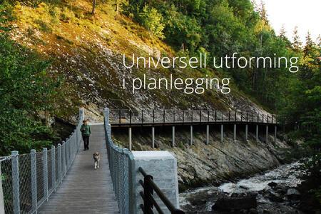 Ingressbilde til artikkel om veilederen Universell utforming i planlegging