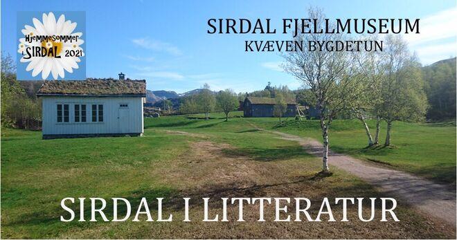 Ingressbilde Sirdal i Litteratur