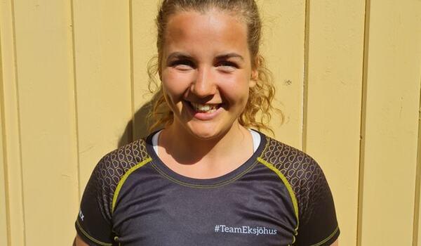 Karolina Hedenström går från Lager 157 Ski Team till nya Team Eksjöhus. FOTO: Team Eksjöhus.
