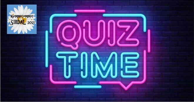Ingressbilde NY Quiz time