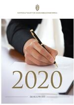 KK-utvalget_Årsrapport 2020_forside