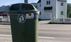Søppeldunk 3
