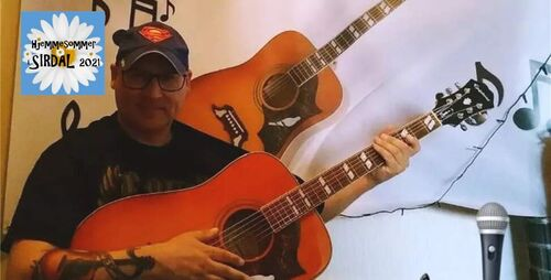Ingressbilde NY Guitarman