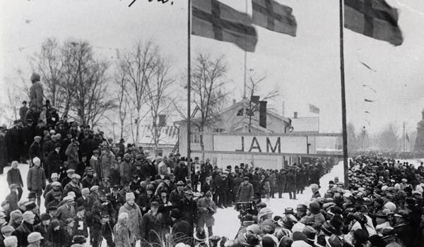 Vasaloppet har fått 532 ansökningar till de 139 platserna till Jubileumsvasan. FOTO: Vasaloppet.