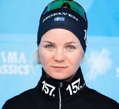 Elin Mohlin ser fram emot att coacha unga åkare som vill utvecklas som långloppsåkare. FOTO: Lager 157 Ski Team.