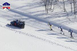 Reistadlöpet satsar på eldrivna snöskotrar i samarbete med Vattenfall till nästa lopp som går 2 april 2022.