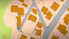 Kart over Markveien 2
