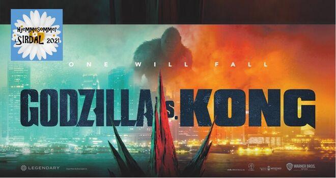 Ingressbilde Godzilla Kong