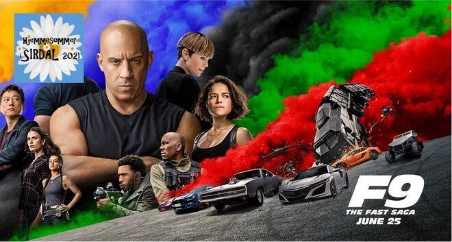 Ingressbilde Kino Fast Furious