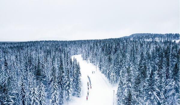 Visma Ski Classics säsong XII startar i Orsa Grönklitt strax före jul. FOTO: Grönklittsgruppen.