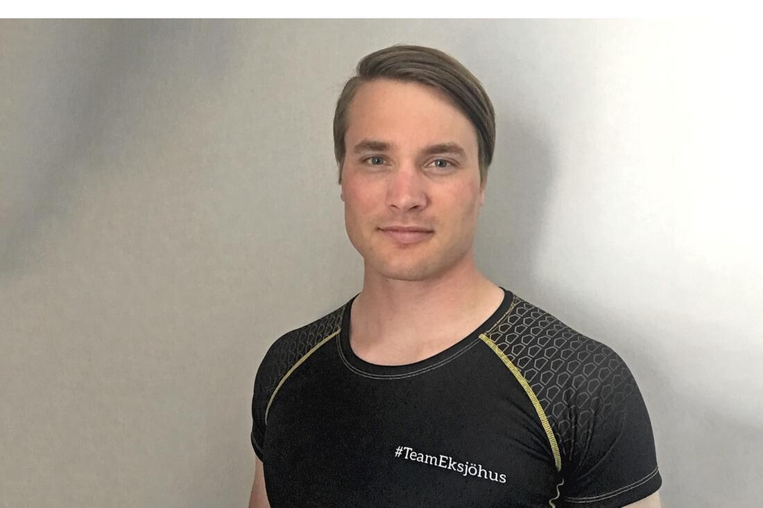 Fredrik Andrée får rollen som vallachef i långloppslaget Team Eksjöhus. FOTO: Team Eksjöhus.