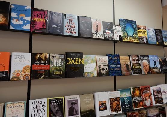 Nye bøker