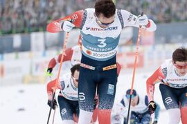 Femmilsvärldsmästaren Emil Iversen tror han gjort karriärens bästa lopp men siktar ändå på medalj vid OS i Peking. FOTO: One Way.