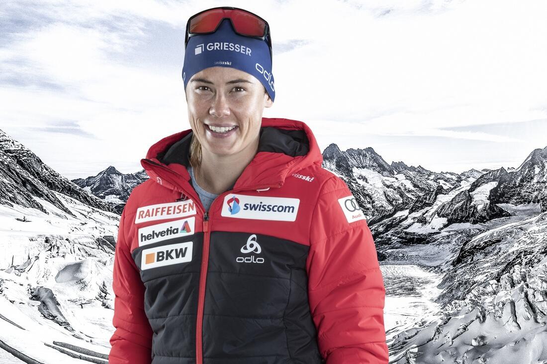 Laurien van der Graaff och ytterligare sju schweiziska landslagsåkare kommer till Trollhättan Action Week i slutet på augusti. FOTO: Swiss-Ski.