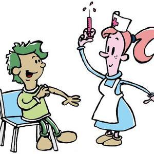 Sykepleier og pasient