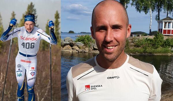 Lars Ljung är tränare för William Poromaa som imponerade stort under sin första säsong som senior i vintras.