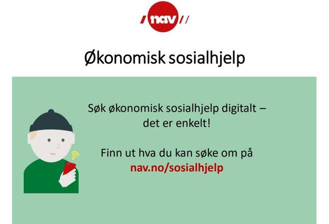 Økonopmisk sosialhjelp