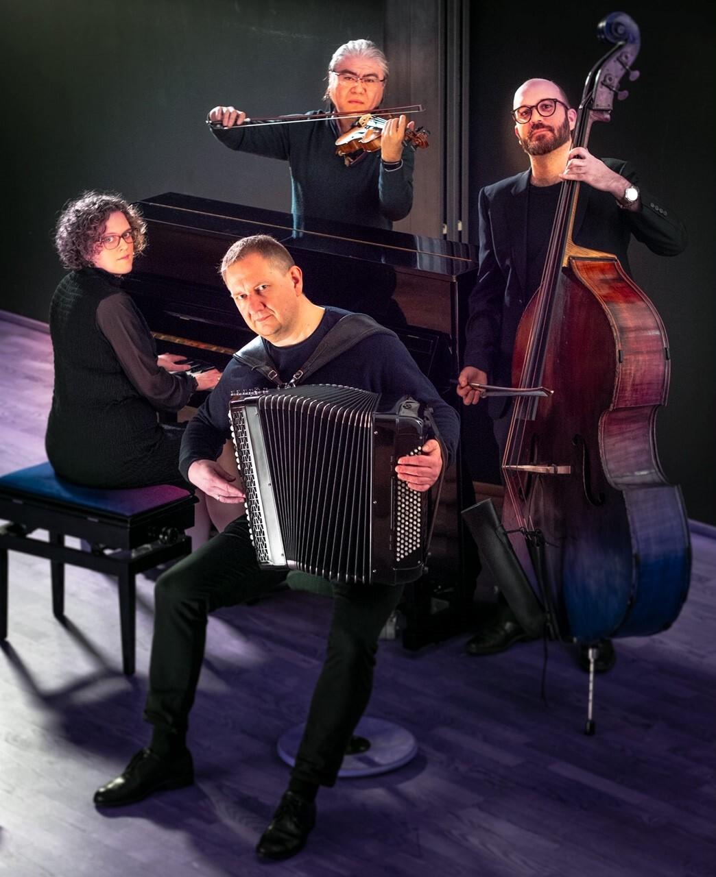 Bilde 1 Tangokonsert