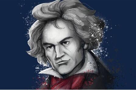 Ingressbilde Beethoven har mistet notene
