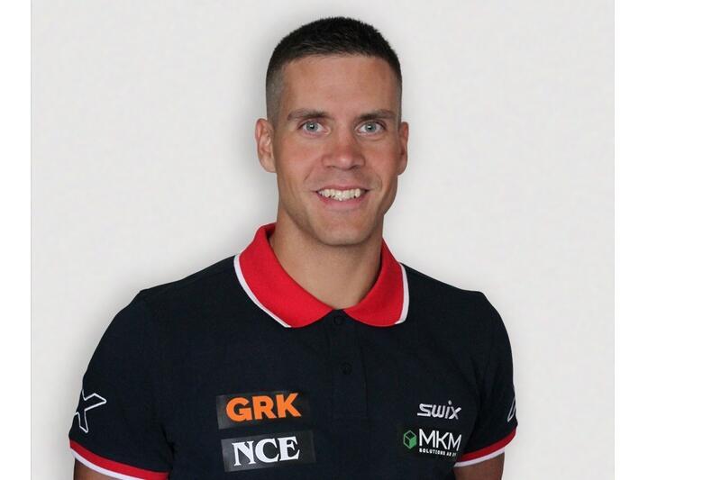 Christoffer Lindvall gör comeback i Team Mäenpää och satsar på Vasaloppet. FOTO: Cati Eklund.