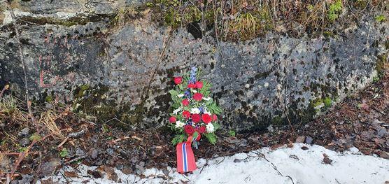 Krigsminne i Gyltvik