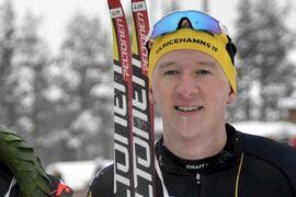 Andreas Svensson tog en soloseger på Höstrullen i Borås på söndagen.