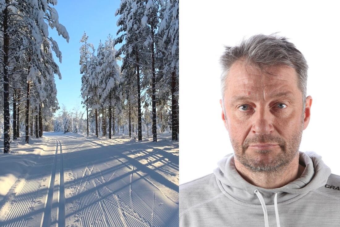 Christer Majbäck oroar sig över hur ett framtida fluorförbud kommer att påverka såväl arrangörer av skidtävlingar som tävlande.