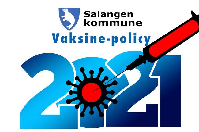 Vaksinepolicy-illustrasjon